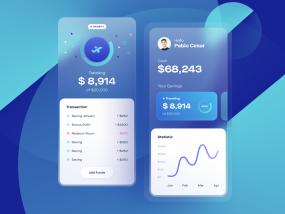 Saving App Concept