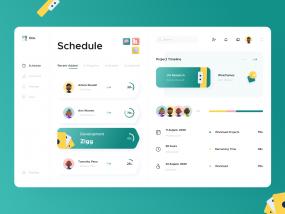 Work Organization Platform