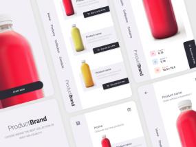 Bottle UI App