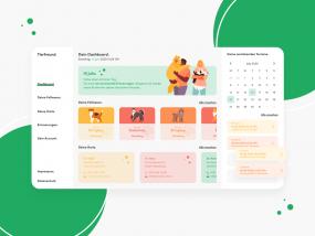 Animal Health Care Dashboard