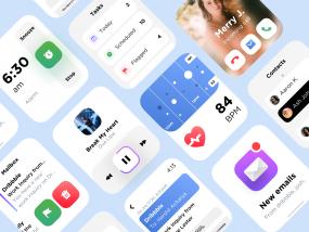 Watch OS - UI Screens