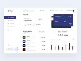 Tori Banking Dashboard
