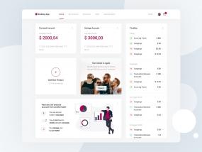Banking App - Dashboard