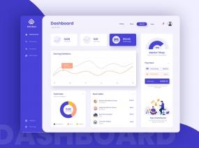 Shop Contributor Dashboard UI Kit