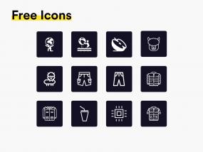 FREE Icon Kit #008