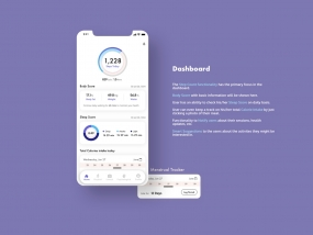 Dashboard | Fitness Application