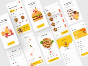 Food App | Food Delivery (full)