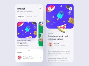 Article App - Exploration