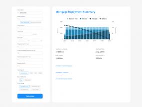 Mortgage Calculator Redesign