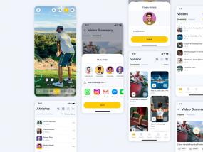 Annotation Mobile App Design