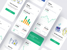 Web Analytics Mobile App