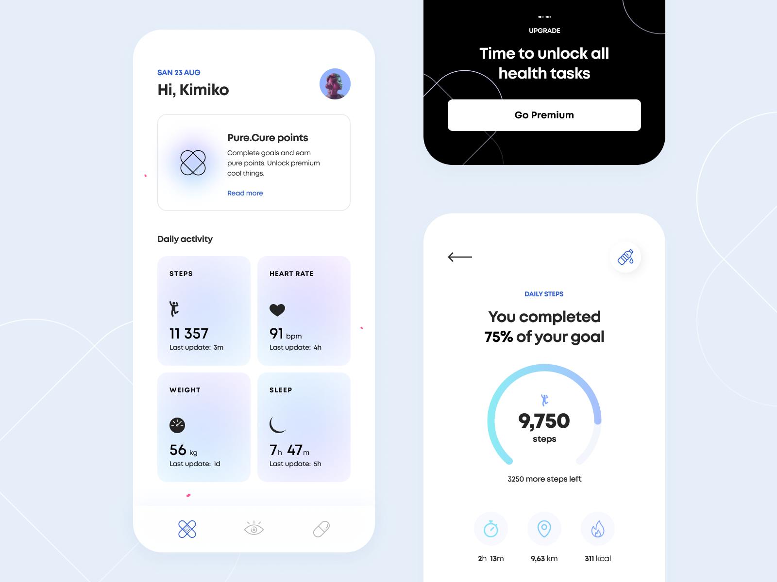 Health Guide - Mobile App