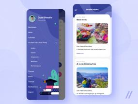 Education App Design