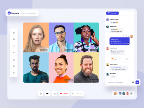 """⭐️ """"Srawung"""" Video call app to connecting people"""