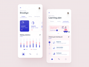 Language Learning App