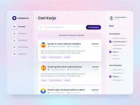 Job Seeker - Dashboard