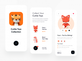 Toys Store Mobile App Exploration