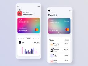 Banking App-Ui