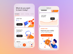 E-learning Application Mobile