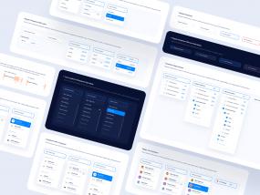 BlueReceipt Design System - Dropdown 🤓