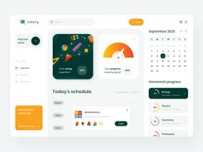 Education Platform Dashboard