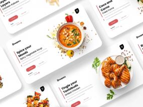 Food App UI-UX