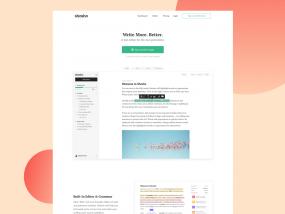 Shosho — Homepage