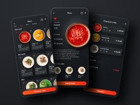 Rest app menu