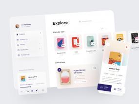 LIBRA | Editorial app 📚