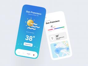 Weatherly app