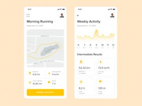 Running Tracker App