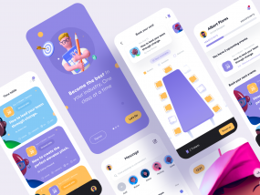 Educational app for Professionals