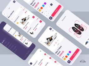 Shoes E- Commerce Shop