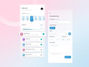 Task Management - Mobile App