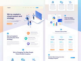 Creative Home Page   Exploration #7
