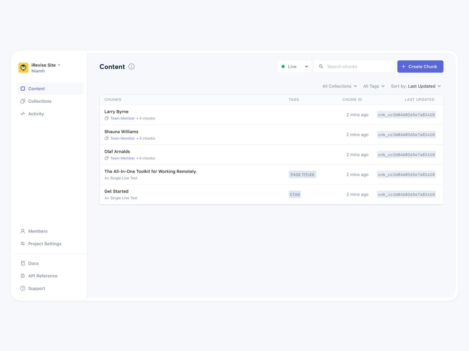 EditMode Web App