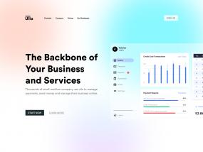 Payment Service Website