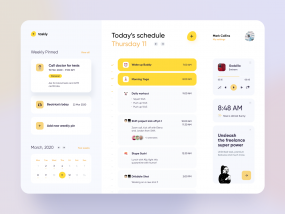Dashboard UX-UI Design