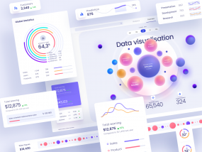 Data visualization UI kit
