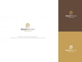 travel company modern new Logo design
