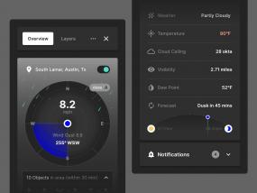 Skygrid - Navigation Components