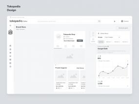 Tokopedia - Shop Page Analytic