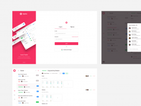 Opinio UI Design