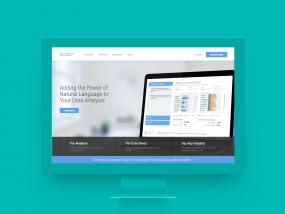UX/UI Case Study complex web