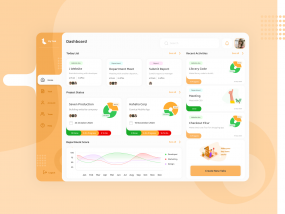 Dashboard Task Management