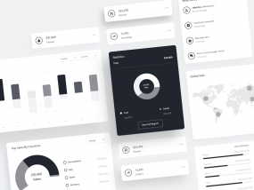 Dashboard UI Components 😊