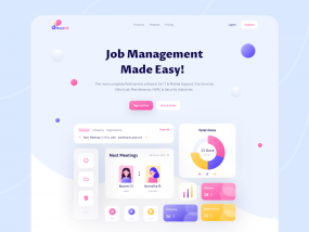MeetOS - Management Website