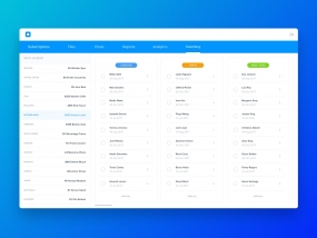 Dashboard UI Kit