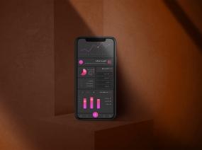 Finance concept app