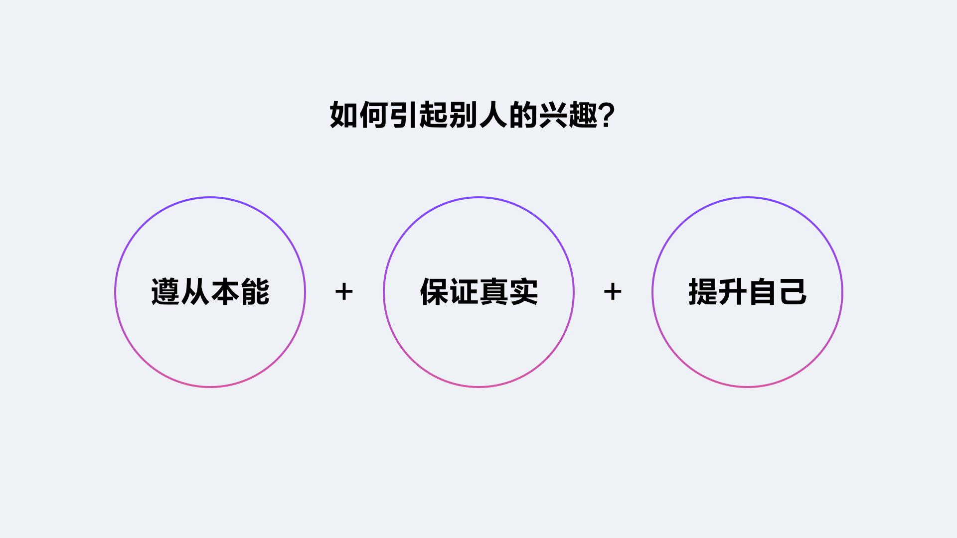 陌生人社交设计引力公式
